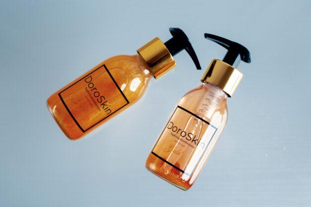 Doroskin Gold Brightening Oil